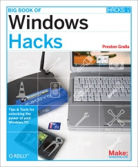 Big Book of Windows Hacks Free Ebook