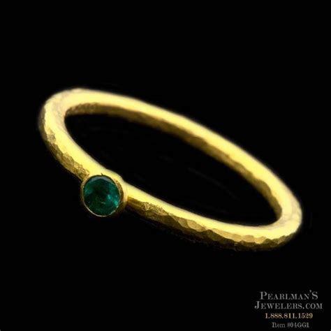 Gurhan 24k Yellow Gold Stacking Ring