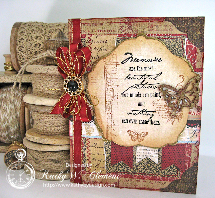 Kathy by Design/Sympathy Card