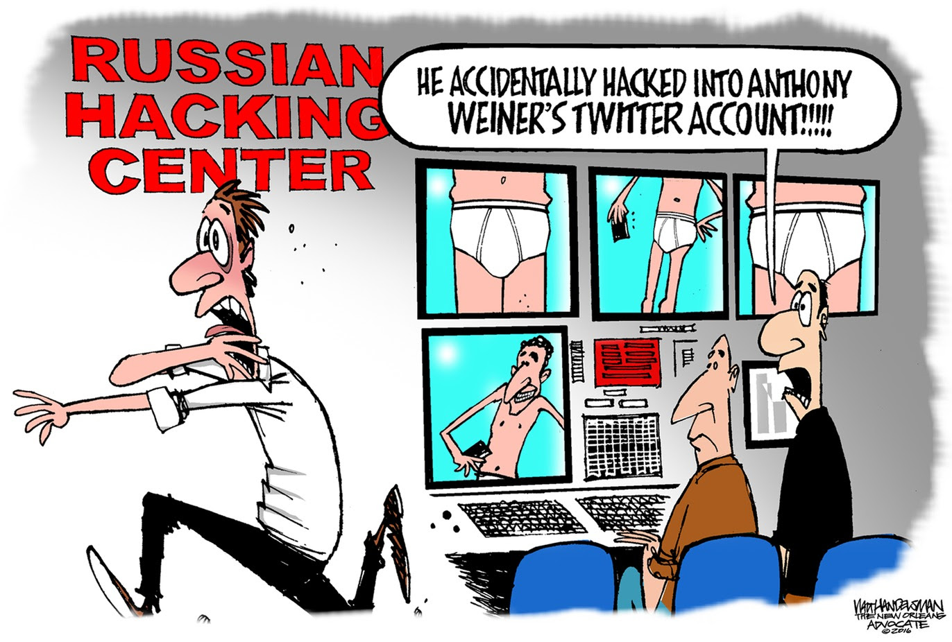 Image result for russian hacking cartoons