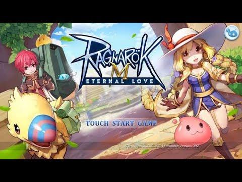 Ragnarok M gameplay