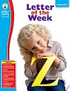 Book Letter of the Week, Grades Preschool - K