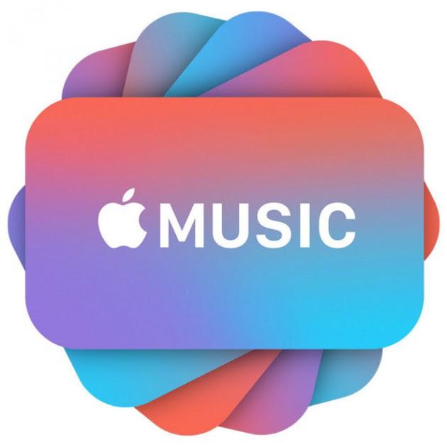 Risultati immagini per foto carte regalo apple music