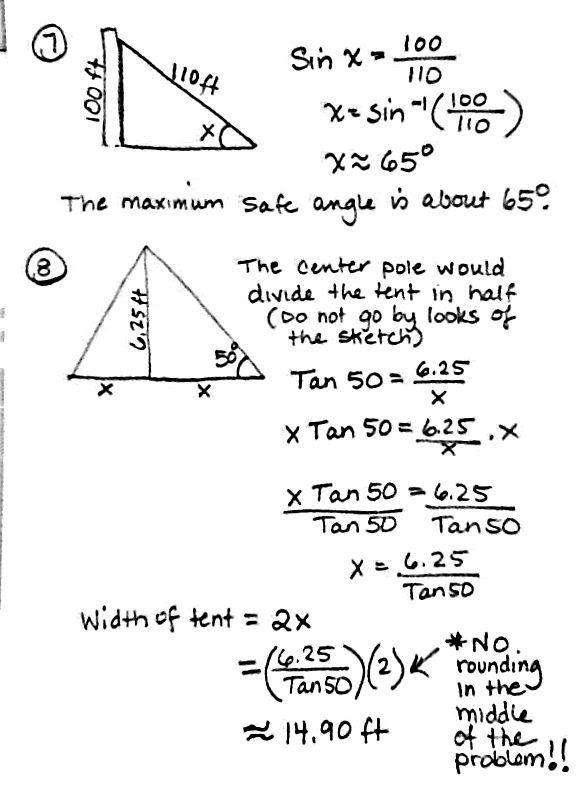 11 Best Images of Right Triangle Trigonometry Worksheet  Special Right Triangles Worksheet