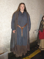 My last day as a Camelot extra :*( - and costume #8