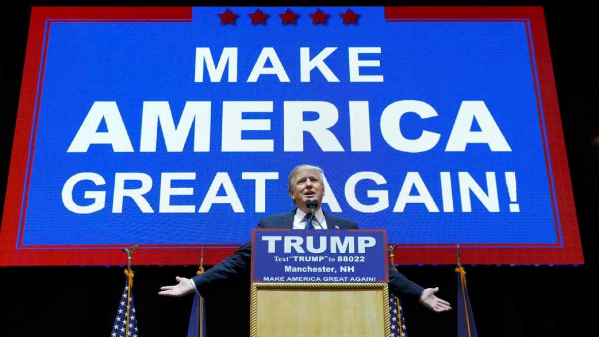 EU y el mundo en vilo a horas de elegir a la persona que ocupará la Casa Blanca