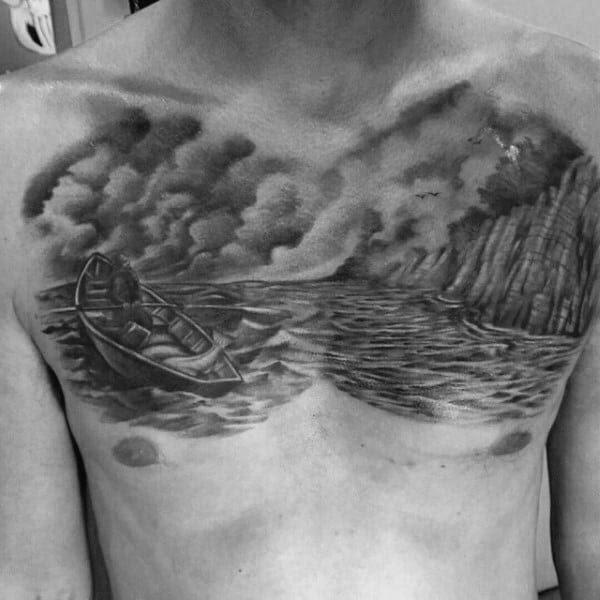 80 Water Tattoos For Men Masculine Liquid Designs