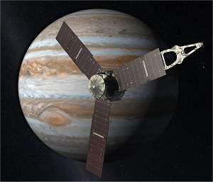 Sonda Juno pronta para mergulhar nos segredos de Júpiter