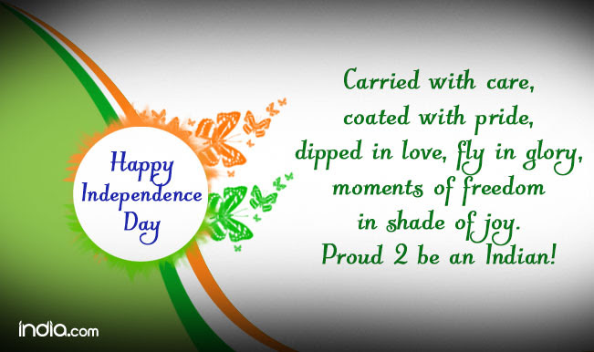 Happy Independence Day 2015 Best Independence Day Sms Shayari