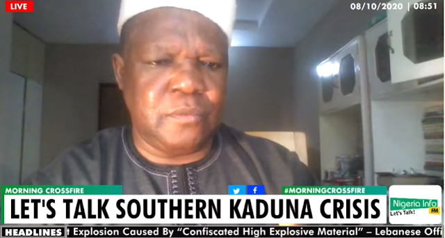 Repentant bandits told us one of the Northern governors is the commander of Boko Haram in Nigeria- Southern Kaduna statesman, Obadiah Mailafia says (video)