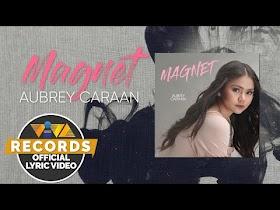 Magnet by Aubrey Caraan [Official Lyric Video]