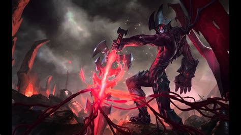 aatrox dreamscene hd wallpaper animated login