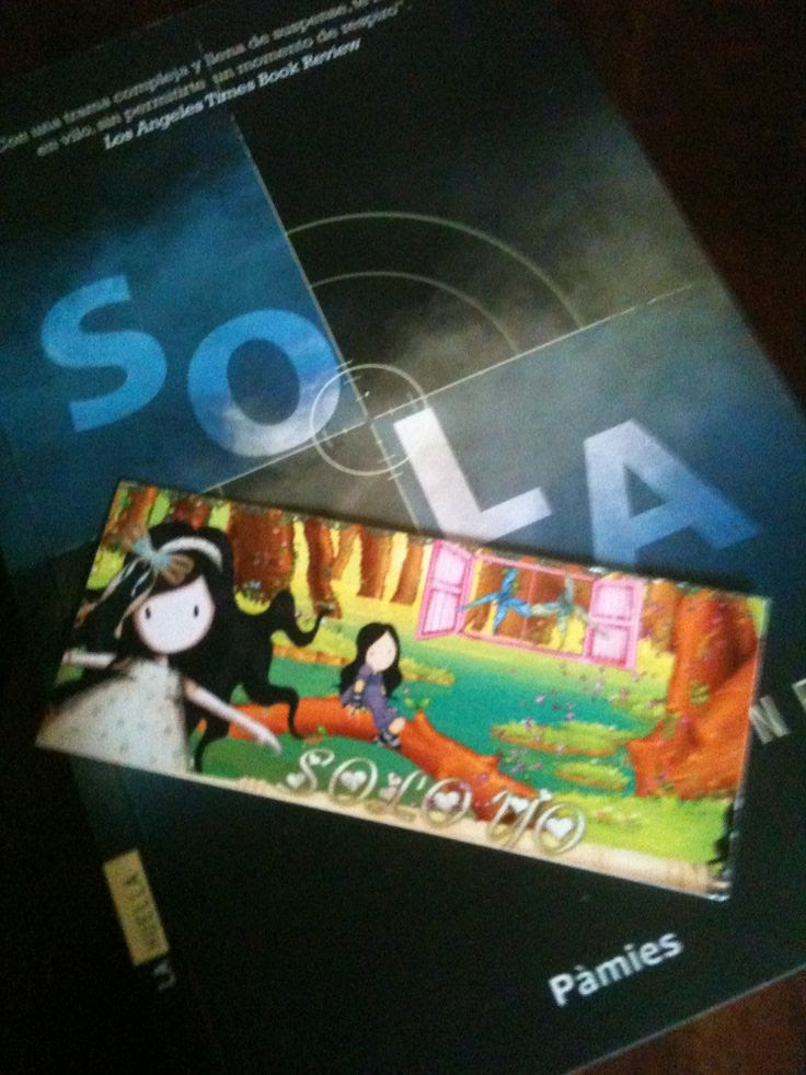 Sola, Pisa Gardner, ediciones pàmies, libro, literatura, reseña literaria, crítica,