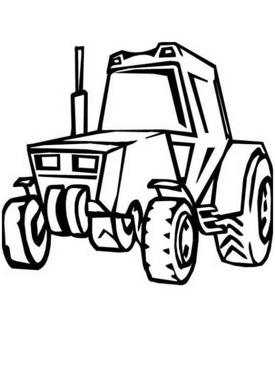 traktor ausmalbilder für kinder  ausmalbilder für kinder