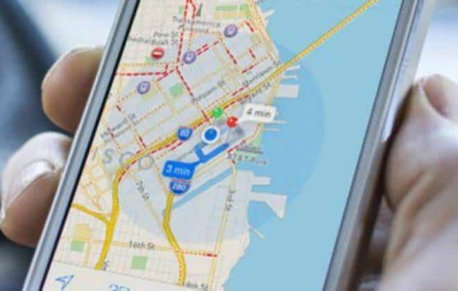 Apple Maps mostrará condições de tráfego