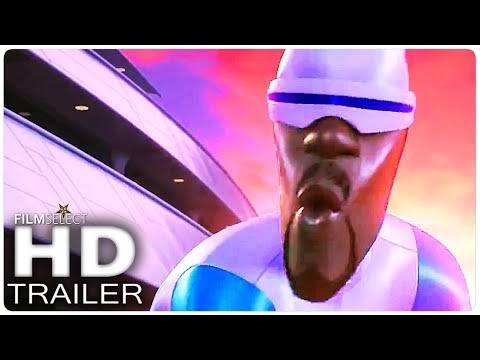 INCREDIBLES 2 Trailer 4 (2018)