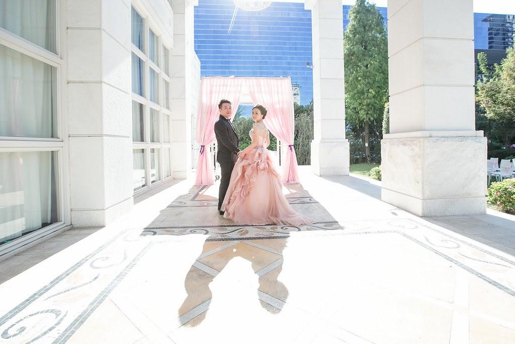 林皇宮花園婚禮拍攝