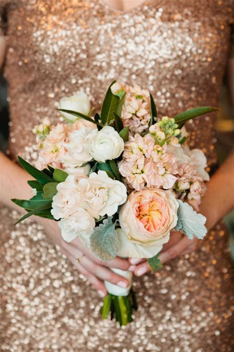 Wedding Profile: Salvage One Winter Wedding in Blush and