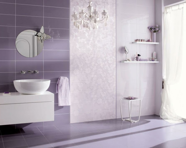 1001+ Ideen für Badfliesen - modern und elegant, für einen ...