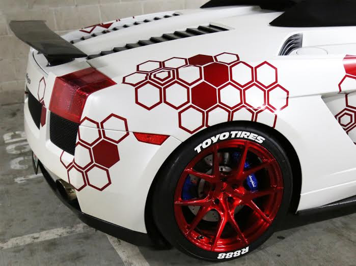 Toyo Tire Stickers W Backgrounds Full Kits Corvette Mods