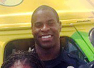 Image: Charlotte-Mecklenburg County police Officer Brentley Vinson.
