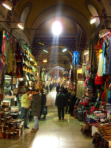 Light in the Bazaar