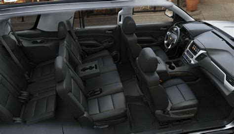 chevy tahoe interior     suv models