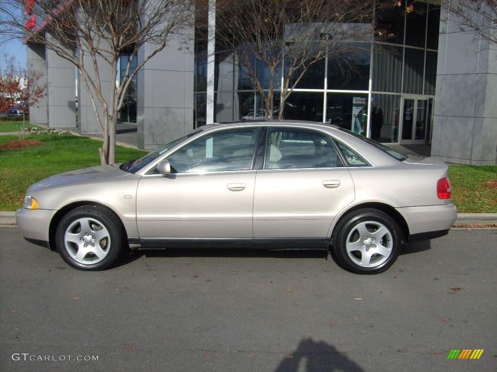 2001 Audi A4 28 Quattro Reliability