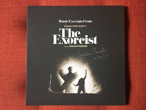 The Exorcist Music Excerpts From 1973 Film