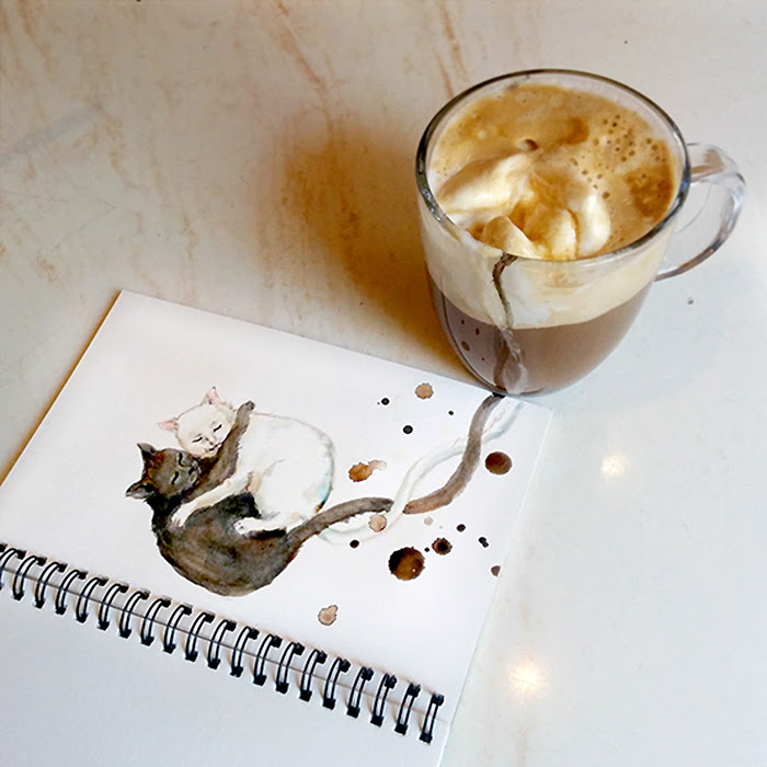 pinturas-cafe-gatos-elena-efremova (6)