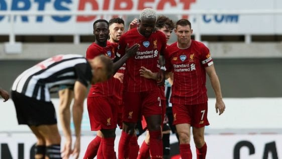 NEWCASTLE UNITED 1 – 3 LIVERPOOL [PREMIER LEAGUE] HIGHLIGHTS 2019/20