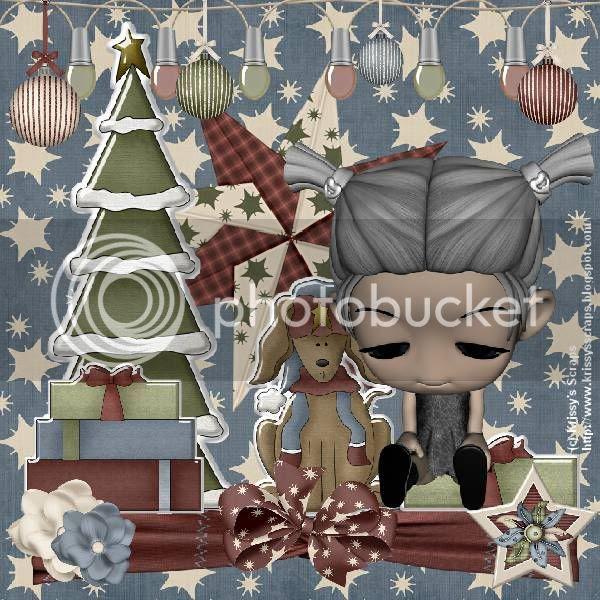 Chibi,Christmas,Happy Holidays