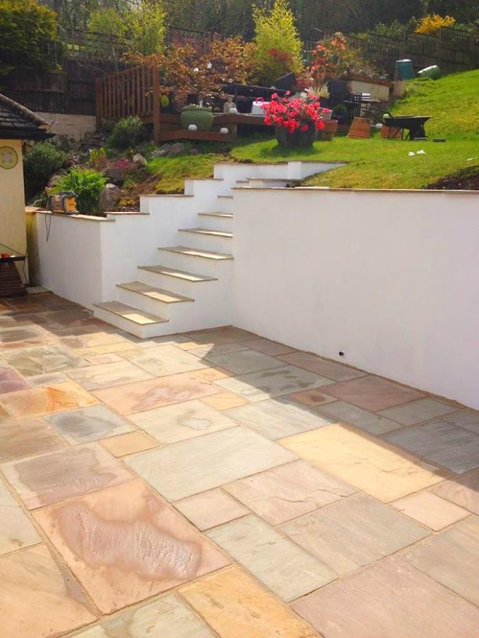 Try These Simple Garden Wall Design Ideas Designs