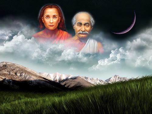 Babaji's Sayings Kriya Yoga Graphics