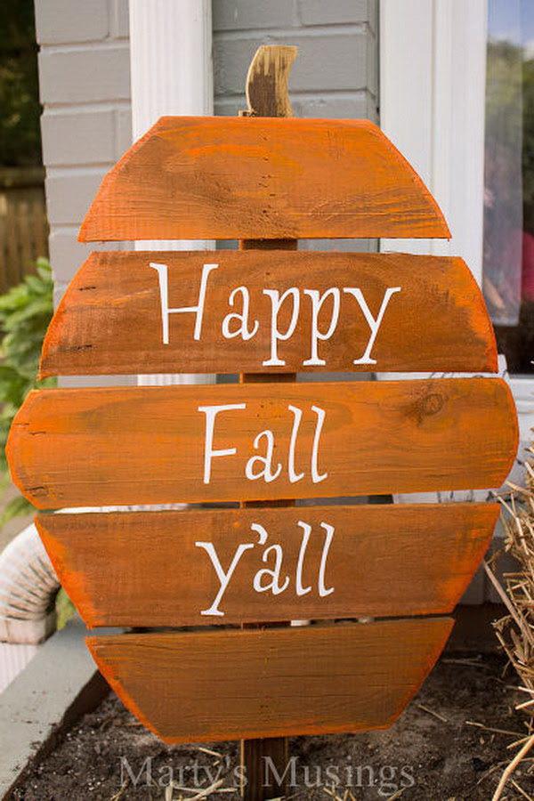 Unique Diy Pumpkin Crafts For Fall Decoration Listing More