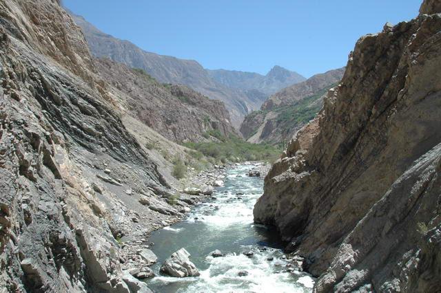 Trek de 4 jours dans le canyon de Cotahuasi, le plus pronfond du monde,  en passant par Sipia, Vellinga et Quechualla