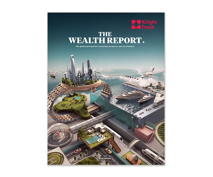 The Wealth Report 2018 Knight Frank