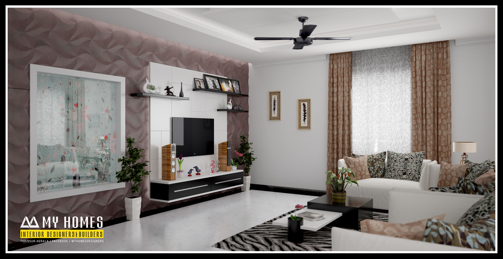 Modern Home Interior Design Hall