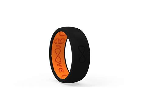 Groove Silicone Rings   Active, Silicone Wedding Bands