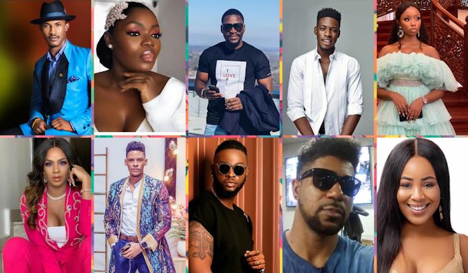 10 BBNaija Stars Shining In Nollywood