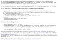 Europäische Richtlinie IDD