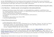 Achtung: Europäische Richtlinie IDD
