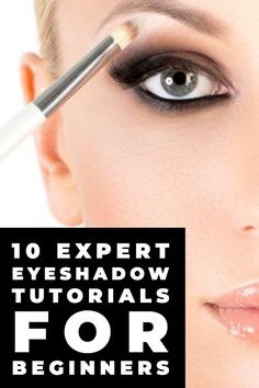 10 eyeshadow tutorials stepstep eyeshadow tutorials