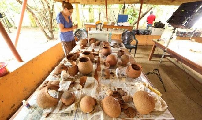 Первые люди железного века в Африке были сладкоежками