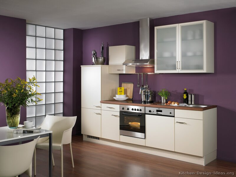 Pictures of Kitchens - Modern - Cream / Antique White Kitchens ...