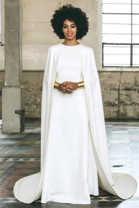 Celebrity Cape Trends To Wear For Your Winter Wedding