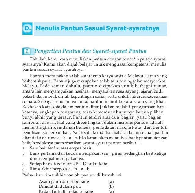 Contoh Pantun Orang Tua Budi Pekerti - Sportschuhe Herren ...