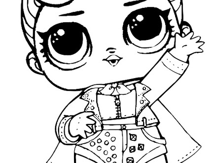 lol dolls coloring pages at getcolorings  free printable colorings pages to print and color