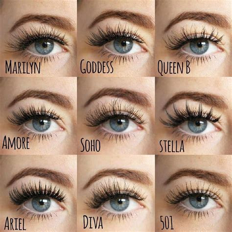 Pin by Sherry Halliday on Face in 2019   Volume eyelash