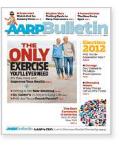 AARP Bulletin January-February 2012 cover